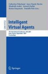 Intelligent Virtual Agents |  |