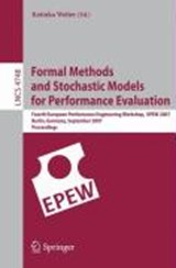 Formal Methods and Stochastic Models for Performance Evaluation | auteur onbekend |
