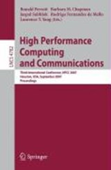High Performance Computing and Communications | auteur onbekend |