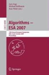Algorithms - ESA
