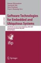 Software Technologies for Embedded and Ubiquitous Systems | auteur onbekend |