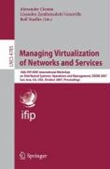 Managing Virtualization of Networks and Services | auteur onbekend |