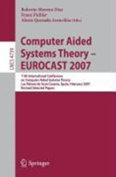 Computer Aided Systems Theory - EUROCAST