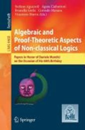 Algebraic and Proof-Theoretic Aspects of Non-Classical Logics |  |
