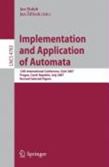 Implementation and Application of Automata | auteur onbekend |