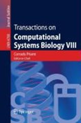 Transactions on Computational Systems Biology VIII | auteur onbekend |