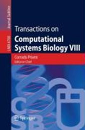 Transactions on Computational Systems Biology VIII