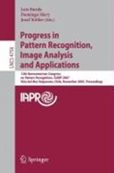 Progress in Pattern Recognition, Image Analysis and Applications | auteur onbekend |
