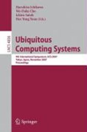 Ubiquitous Computing Systems |  |