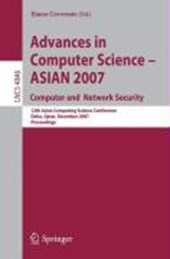 Advances in Computer Science - ASIAN. Computer and Network Security