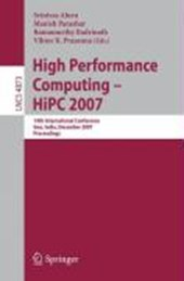 High Performance Computing - HiPC