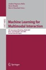 Machine Learning for Multimodal Interaction | auteur onbekend |
