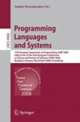 Programming Languages and Systems | auteur onbekend |