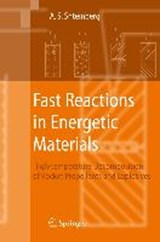 Fast Reactions in Energetic Materials | Alexander S. Shteinberg |