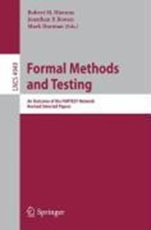 Formal Methods and Testing