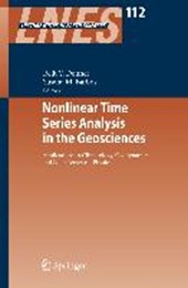 Nonlinear Time Series Analysis in the Geosciences |  |