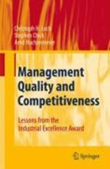 Management Quality and Competitiveness | Christoph H. Loch |