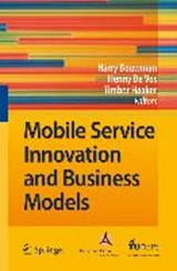 Mobile Service Innovation and Business Models | auteur onbekend |