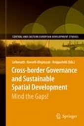 Cross-border Governance and Sustainable Spatial Development |  |