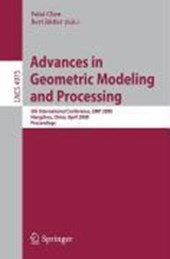 Advances in Geometric Modeling and Processing |  |