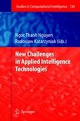 New Challenges in Applied Intelligence Technologies | auteur onbekend |