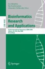 Bioinformatics Research and Applications | auteur onbekend |