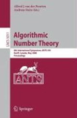 Algorithmic Number Theory | auteur onbekend |