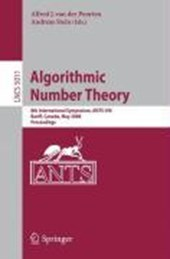 Algorithmic Number Theory |  |