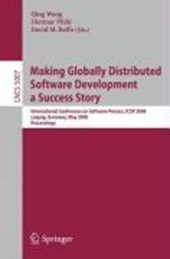 Making Globally Distributed Software Development a Success Story
