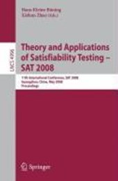 Theory and Applications of Satisfiability Testing - SAT |  |