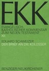 Evangelisch-kath. Kommentar zum NT / Kolosser