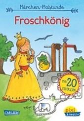 Pixi kreativ Nr. 72: VE 5 Meine Märchen-Malstunde: Froschkönig