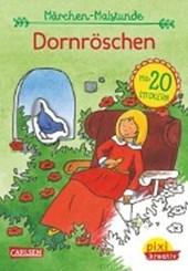 Pixi kreativ Nr. 73: VE 5 Meine Märchen-Malstunde: Dornröschen