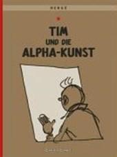 Tim und Struppi 24. Tim und die Alpha-Kunst