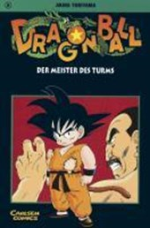 Dragon Ball 08. Der Meister des Turms