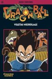 Dragon Ball 20. Vegetas Niederlage