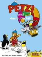Petzi 39. Petzi und das Luftschiff