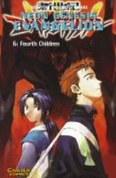 Neon Genesis Evangelion 05. Der Grabfeiler