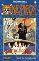 One Piece 04. Der Abhang