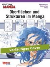 How To Draw Manga: Oberflächen und Strukturen im Manga