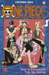 One Piece 11. Der schlimmste Typ im Osten