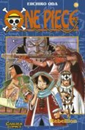 One Piece 19. Rebellion