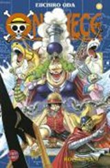 One Piece 38. Rocketman! | Eiichiro Oda |
