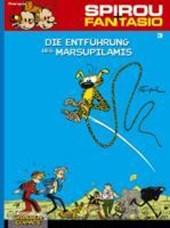 Spirou und Fantasio 03. Die Entführung des Marsupilamis