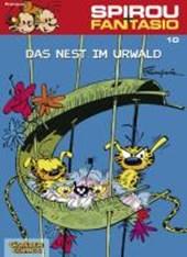 Spirou und Fantasio 10. Das Nest im Urwald