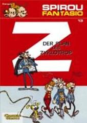 Spirou und Fantasio 13. Der Plan des Zyklotrop