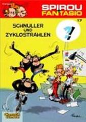 Spirou & Fantasio 17: Schnuller & Zyklostrahlen