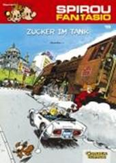 Spirou und Fantasio 19. Zucker im Tank