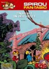 Spirou und Fantasio 20. Zauberei in der Abtei