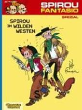 Spirou Spezial 05. Spirou im Wilden Westen